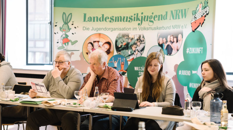 Landesmusikversammlung 2020 Volksmusikerbund NRW